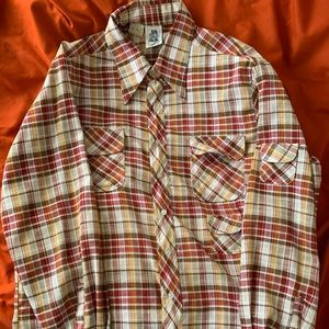Vintage men's kennington button down